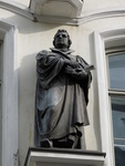 Lutherstatue